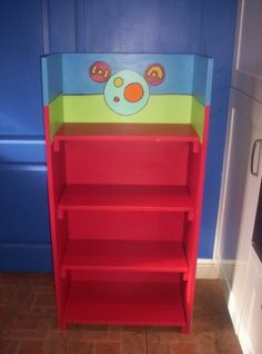 Mickey Mouse Clubhouse Bookcase Ebay