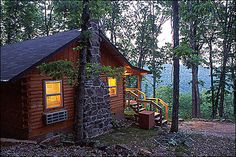Buffalo cabins Hummm sitting on the porch drinking my morning coffee