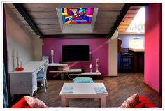 Rolety dachowe deKEA z wzorami abstrakcyjnymi - witraże.  Poznaj całą naszą ofertę. Setki wzorów do wyboru