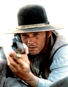 "Newt Dobbs ""Ricky Schroder"" Return To Lonesome Dove (1993)"