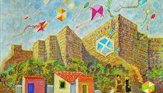 Kindergarten Art, Greek Art, Art Lesson Plans, Kite, Art Forms, Art Lessons, Painting, Blog, Easter