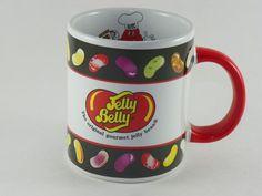 Beautifully Created Jelly Belly Coffee Mug