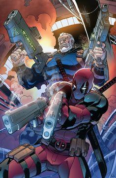 Deadpool y Cable