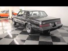 Grand National 87 Buick