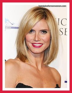 Like the length of this one. Hairstyles for Fine Straight Hair Over 50 | hairstyles for fine thin hair over 50