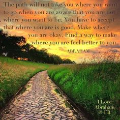 It's a long long road,with many a winding turns,www.facebook.com/calmthesoul.ie