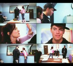 The first couple from ncis