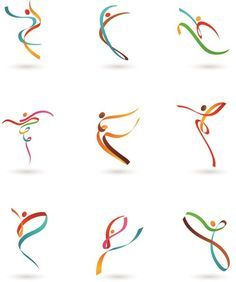 dance logo design -