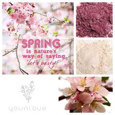 Spring Clean your makeup! All natural beauty products @ www.A-Younique-You.com
