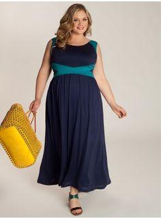 Vivian Plus Size Dress