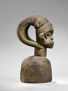 Bangwa Ngkpwé Headdress, Cameroon Statues, Grand Palais, Headdress, Art Museum, Arts, Collection, African, Africa, Masks