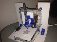 Arduino Mini CNC Plotter Machine From Dvd Drives: 10 Steps (with Pictures)