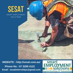 Smart Employment Solutions for 30 years is the established leader in employment and training services, mature age apprenticeship, apprenticeships, Brisbane. Construction Jobs, Gold Coast, Brisbane, Advice, Website, School, Tips, Schools