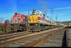 RailPictures.Net Photo: DL 2461 Delaware Lackawanna Alco C425 at Scranton, Pennsylvania by Kevin The Krazy 1