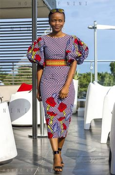 Ankara Casual Gowns for Ladies - NALOADED Hello,Today we bring to you 'Ankara Casual Gowns for Ladies'. These Ankara casual gowns are exquisite and are the best outfits for weekends. African Fashion Designers, African Print Fashion, Africa Fashion, African Fashion Dresses, Ankara Fashion, African Outfits, Modern African Print Dresses, African Print Pants, African Traditional Dresses