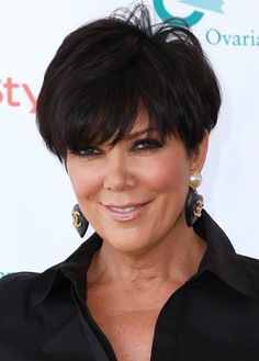 Hairstyles: Kris Jenner – Up Town