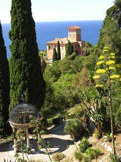 Giardini Botanici Hanbury ~ Hanbury Botanic Gardens Ventimiglia, Italy  Flickr - Photo Sharing!
