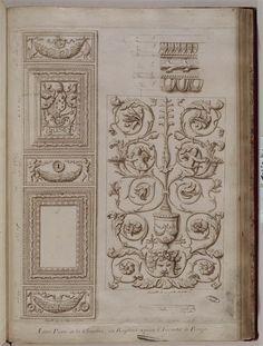Porte des Stanze (Loges) au Vatican
