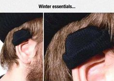 Cold Ear Problem Solved