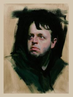 Louis Smith - Royal Society of Portrait Painters 2012