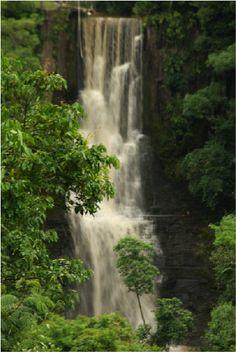 Cachoeira da Magia em Rio do Sul - SC fonte: Caminhos do Alto Vale