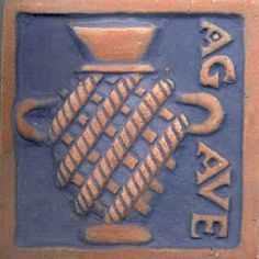 Moravian pottery and tile works...Henry Mercer museum...Doylestown, PA