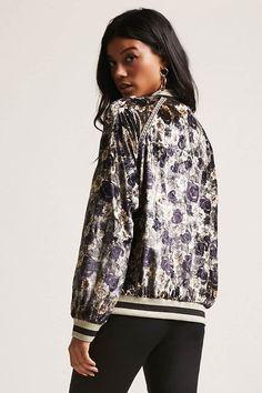 42f53b2f99d Product Name Velvet Floral Bomber Jacket Floral Bomber Jacket
