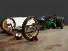 custom wheelbarrow go carts - Bing Images