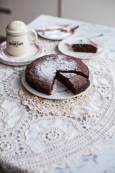 Hazelnut Cacao Cake - Cook Republic #glutenfree #vegetarian
