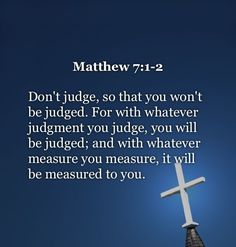 Mathew 7:1-2 #Toxic #Judgmental #Hypocrisy #Toxicmothers