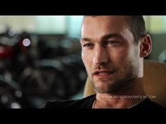 """Be Here Now"" -- The Andy Whitfield Story Feature Documentary Trailer, by Lilibet Foster - YouTube"