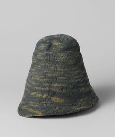 Woollen caps worn by