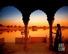 Fort Jaisalmer, Rajasthan Print