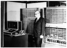 1941 - Konrad Zuse designed Z3, the world's first working electromechanical programmable,