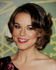Tina Majorino Layered Razor Cut