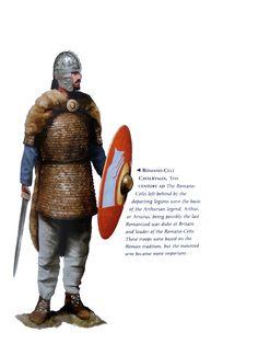 Romano- Celtic soldier