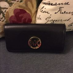Michael kors black leather wallet. NWT Brand new. Michael Kors Bags Wallets