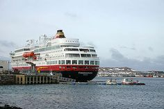 Hurtigruten : une série d'articles dans La Croix
