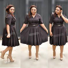Big Girl Fashion, Black Women Fashion, Curvy Fashion, Plus Size Fashion, Boho Fashion, Womens Fashion, Woman Dresses, Girls Dresses, Flower Girl Dresses