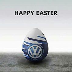 Happy VW Easter