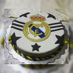 Torta Real Madrid