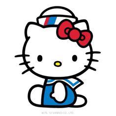 ef29427fe Hello Kitty - Sailor Hello Kitty Images, Hello Kitty Collection, Hello  Summer, Hello