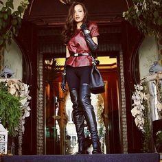 #latex#latexfashion#latexoutfit#leather#leatheroutfit#leatherfashion#leatherboots#leathergloves#redleather#overknees#overthekneeboots#otkboots#thighhighboots#thighhighs#thighboots#fashion#sexyfashion#heels#highheels#stilettos