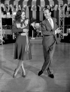 Fred & Eleanor in Broadway Melody of 1940