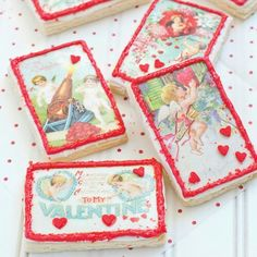 Valentines Day edible paper