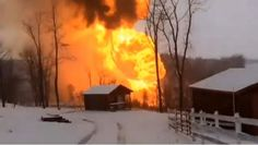 Negli Usa scoppiano oleodotti e gasdotti a raffica: 4 incidenti