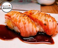 Toshiro Sashimi de salmon