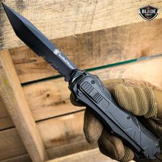 Shop now for all your knife and tactical gear needs. We have the largest selection of cutlery to choose from. Leather Knife Sheath Pattern, Bo Staff, Automatic Knives, Glass Breaker, Hard Metal, Hunting Guns, Knife Sharpening, Smith Wesson, Knives And Swords