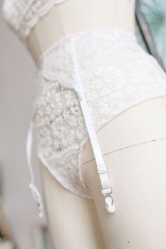 garter belt DIY | How To Sew Lingerie Tutorial, Tips, and Tricks | How to Sew Bras and Panties | How to Make Underwear