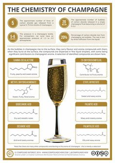 Chemistry of champaign